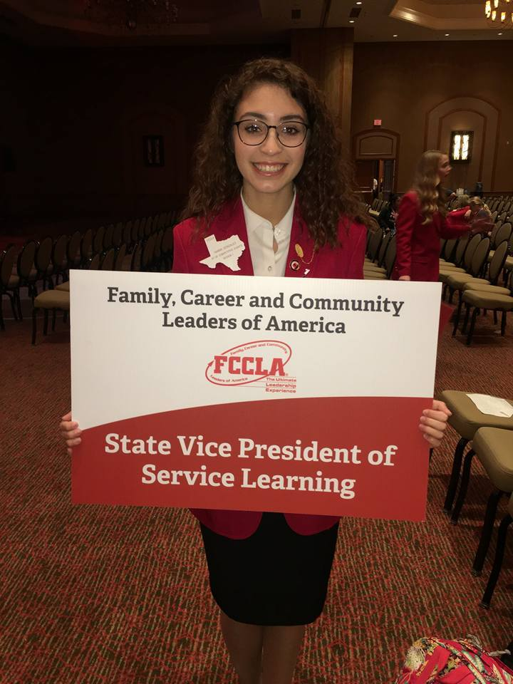 FCCLA State Officer