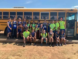 2019-2020 Cross Country