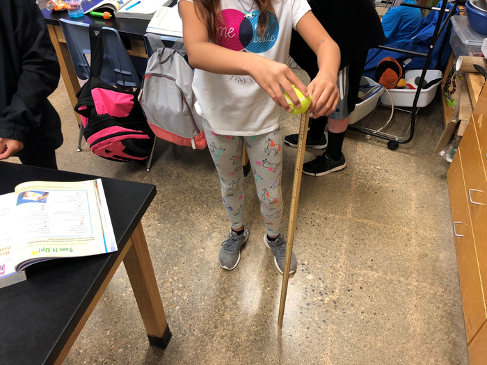 5th Grade Science Measuring Properties