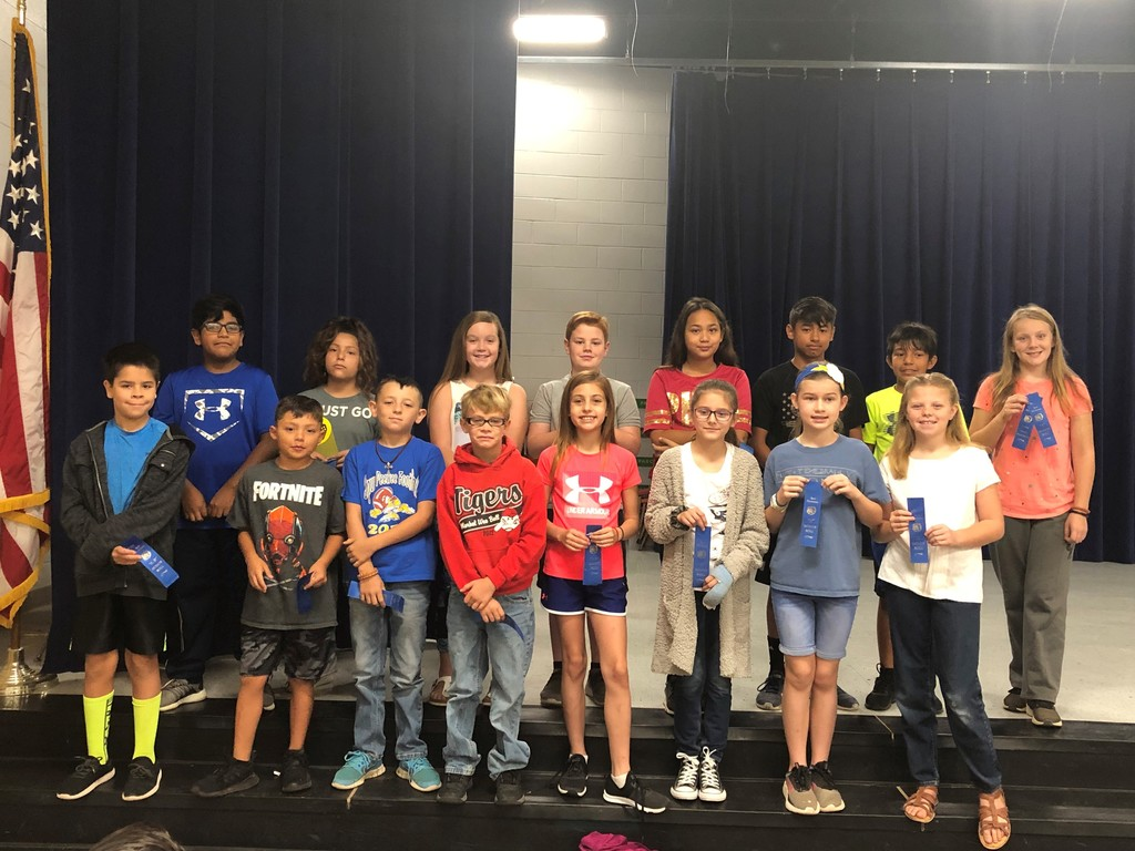 5th Grade A/AB Honor Roll